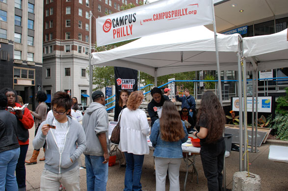 Campus Philly College Day
