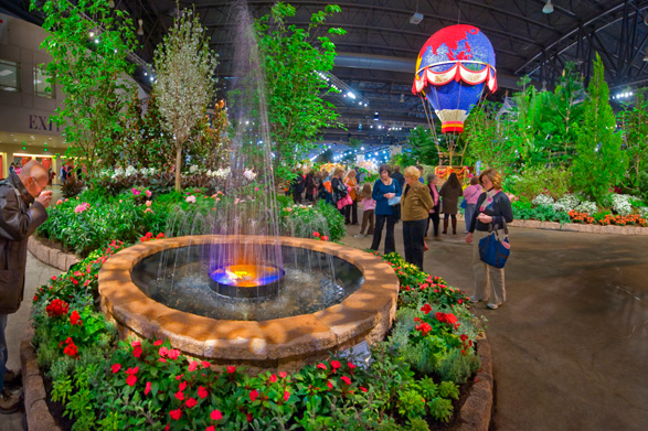 Philadelphia International Flower Show